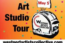 The Westport Artists Collective will hold an Art Studio Tour on May 5 in Westport.