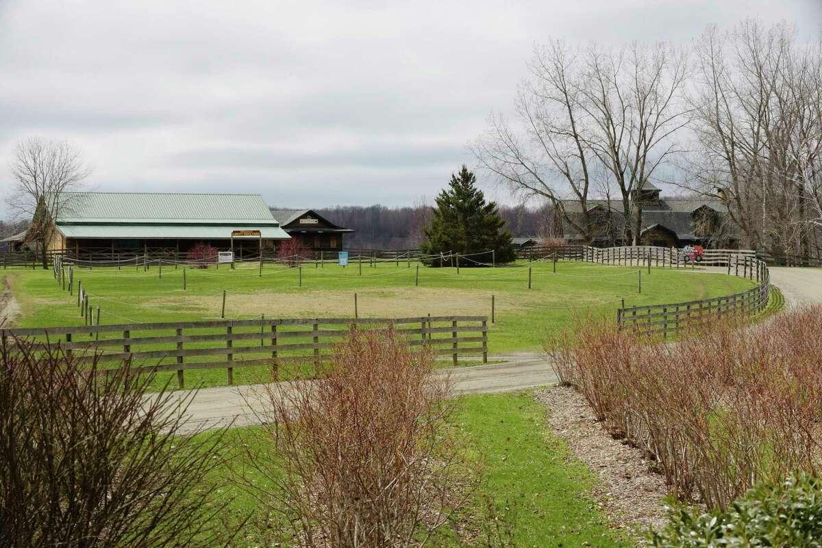 A view of Liberty Ridge Farm on Thursday, April 26, 2018, in Schaghticoke, N.Y. (Paul Buckowski/Times Union)