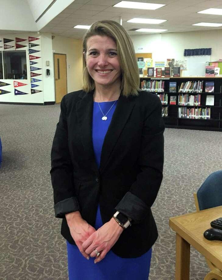 Megan Bennett will be the new Region 12 superintendent. Photo: Katrina Koerting / Brian Koonz / The News-Times