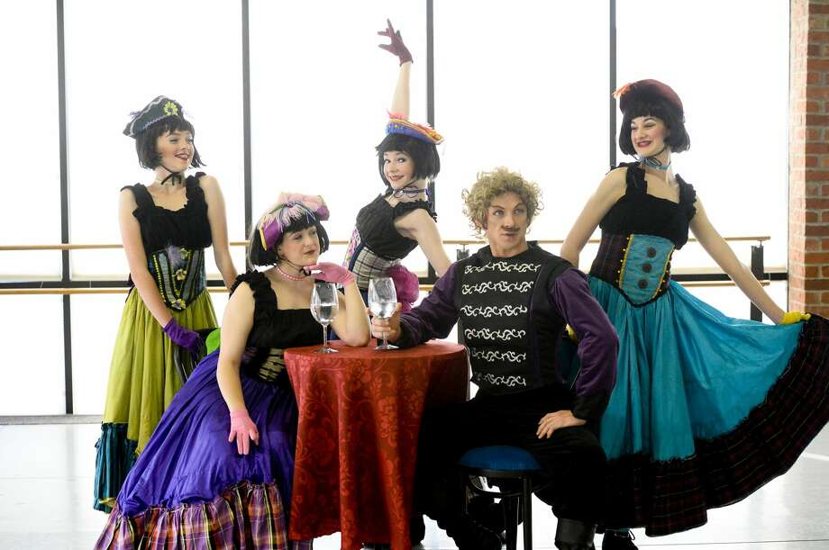 Midland Festival Ballet Goes French With New Comic Ballet