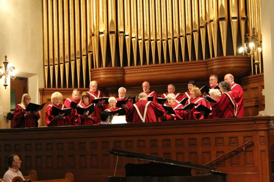 Winsted's 20th annual Harmony For Hunger concert at the Second Congregational Church will be held May 6. Photo: Contributed Photo