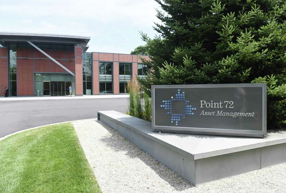 Point72 Asset Management is headquartered at 72 Cummings Point Road, in Stamford's Waterside section. Photo: Tyler Sizemore / Hearst Connecticut Media / Greenwich Time