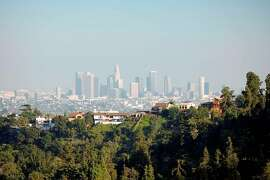 Tougher state and federal air quality standards, combined with cleaner burning engines on new vehicles today, have cut air pollution from cars and trucks across California by more than 85 percent since the 1970s, with peak smog levels in the city of Los Angeles dropping some 70 percent. Photo courtesy of Photodisc/Thinkstock