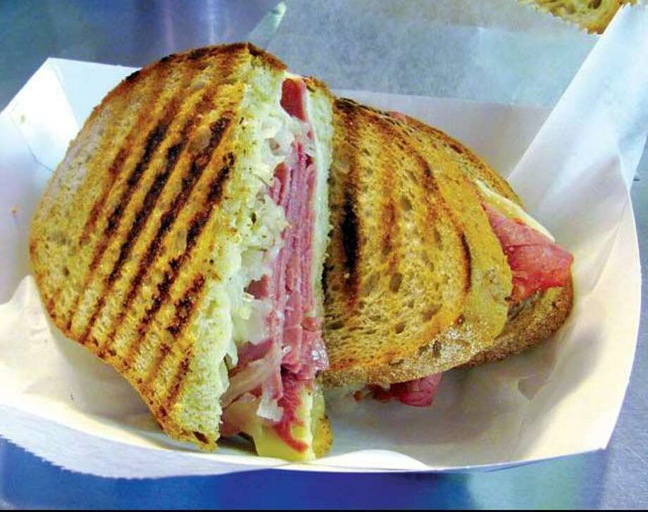 As with other sandwiches, the Reuben's bread is key. Photo: Kathie Dolan