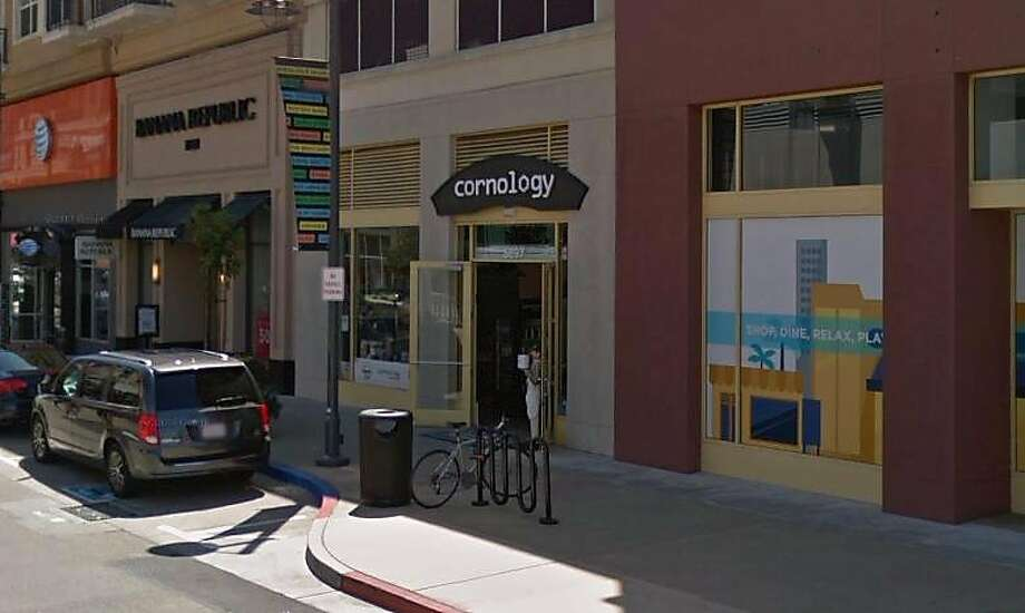 The exterior of Cornology in Emeryville Photo: Google Maps