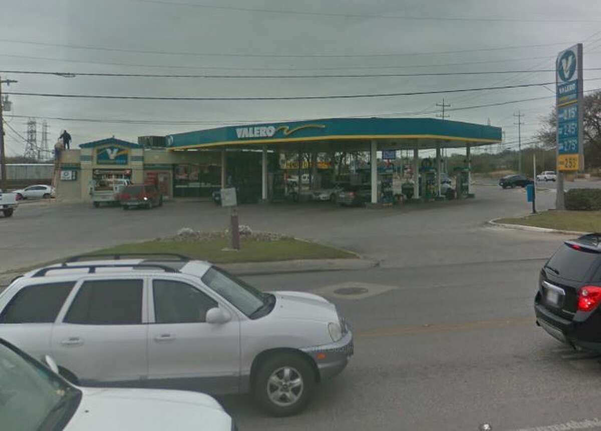 Valero Location:9022 Marbach Road Date: March 7 Number of skimmers found: 1