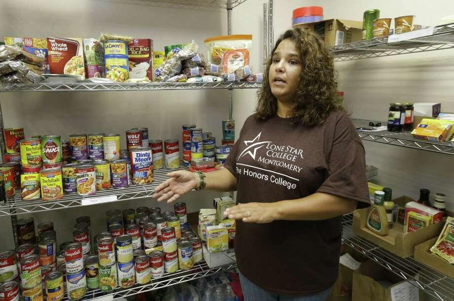 Food Pantry Dallas Volunteer