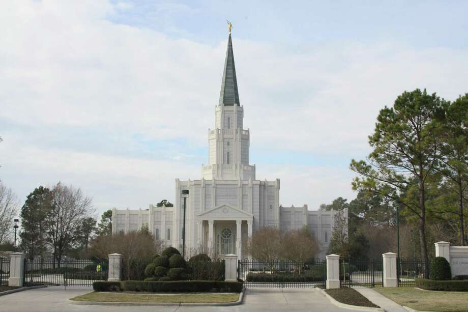 The temple of the Church of Jesus Christ of Latter-day Saints in Spring has been closed since August due to flooding from Hurricane Harvey. It has officially been repaired and rededicated. Photo: Church Of Jesus Christ Of Latter-day Saints / Church Of Jesus Christ Of Latter-day Saints