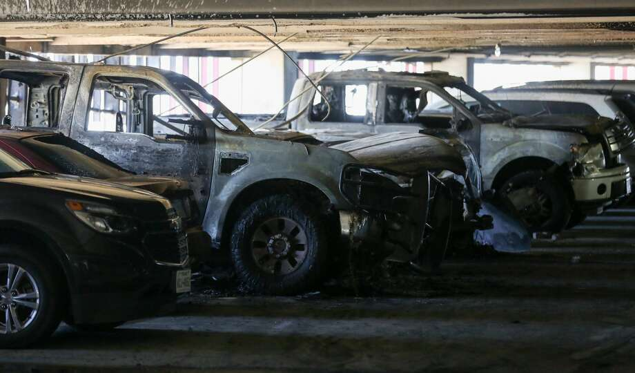Update: 4 vehicles destroyed, others damaged in University of ...
