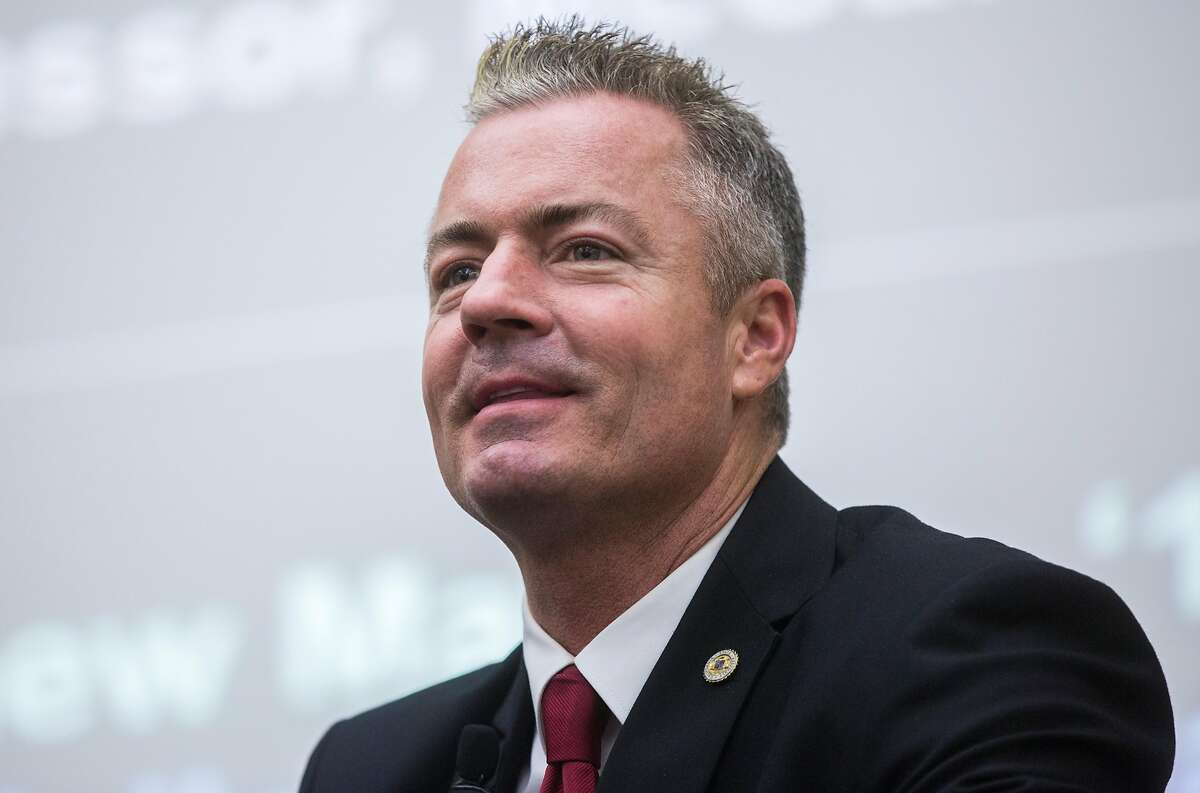 Governor candidate Travis Allen says testing is the way to see if schools and teachers are doing an effective job educating students.