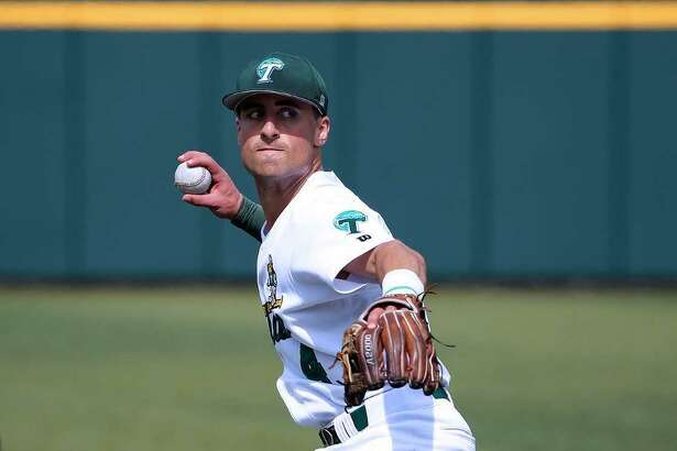 Wallingford's Sal Gozzo returns to Connecticut to face UConn this weekend at Dunkin' Donuts Park in Hartford.