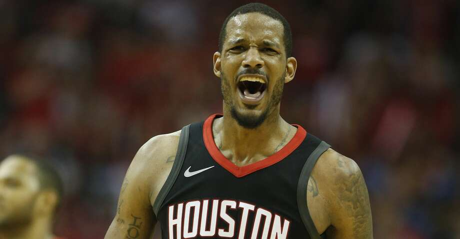 A 14-year veteran, Trevor Ariza could land his last big contract. Photo: Brett Coomer/Houston Chronicle