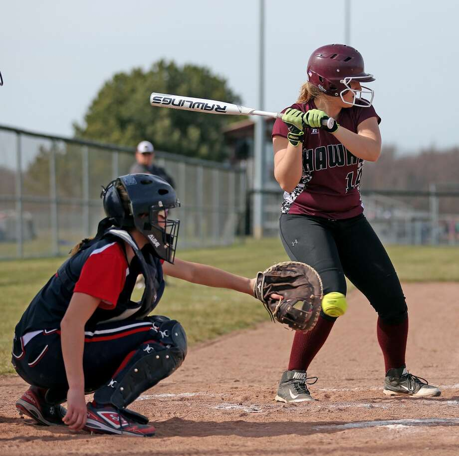 Cass City at USA — Baseball/Softball 2018 Photo: Paul P. Adams/Huron Daily Tribune