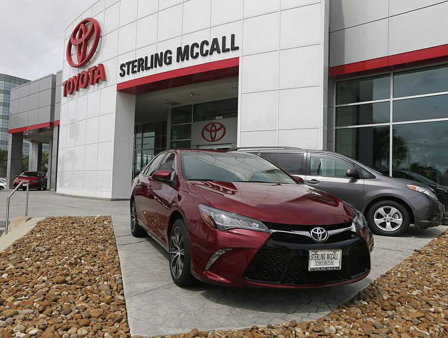 Sterling McCall Toyota Wednesday, May 25, 2016, in Houston.  ( James Nielsen / Houston Chronicle ) Photo: James Nielsen, Staff / Houston Chronicle / © 2016  Houston Chronicle