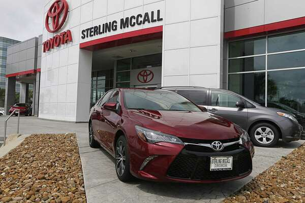 1of 5Sterling McCall Toyota Wednesday, May 25, 2016, In Houston. ( James  Nielsen / Houston Chronicle )Photo: James Nielsen, Staff / Houston Chronicle