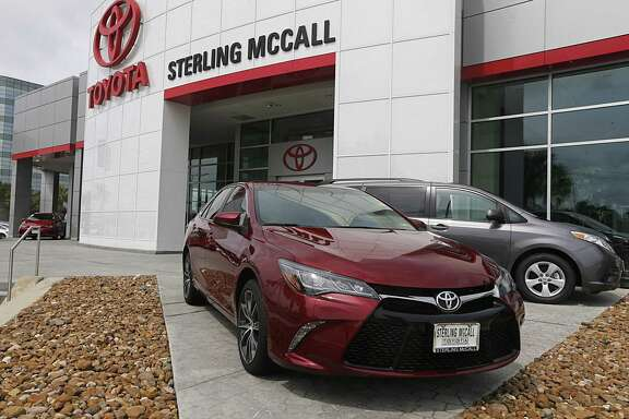 Sterling McCall Toyota Wednesday, May 25, 2016, in Houston.  ( James Nielsen / Houston Chronicle )
