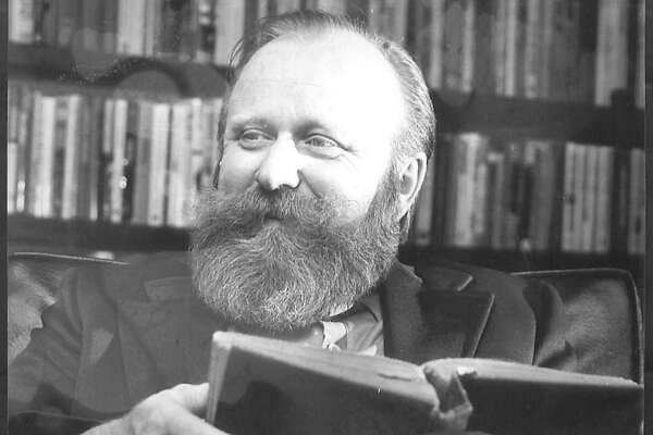 Author Frank Herbert,