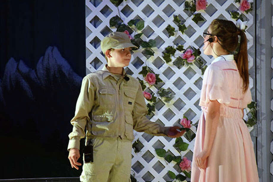 "Students from Salem Lutheran School are performing the musical ""Getting to Know the Sound of Music"" at 7 p.m. April 27 and 1 p.m. April 28 at Salem Lutheran Church and School, 222 E. Beecher Ave. Tickets are $10 for adults and $3 for children 12 and under. Photo:       Samantha McDaniel-Ogletree 