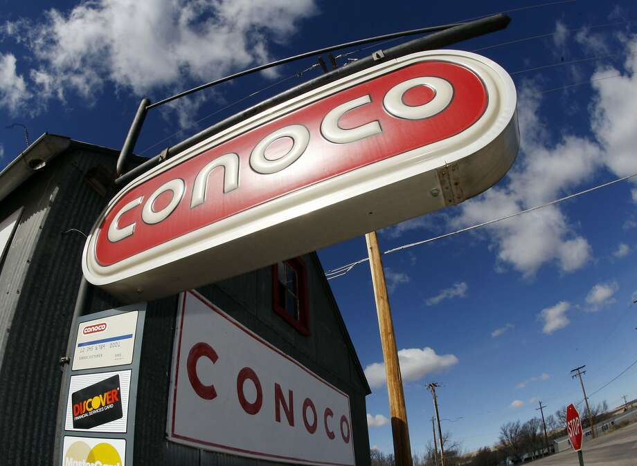 ConocoPhillips (COP) on Thursday reported second-quarter earnings of $260 million. Photo: David Zalubowski, AP