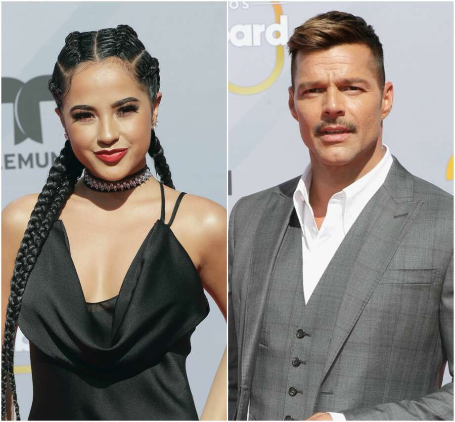 >>Keep clicking to see which celebrities were named best and worst dressed at the Billboard Latin Music Awards. Photo: Getty Images