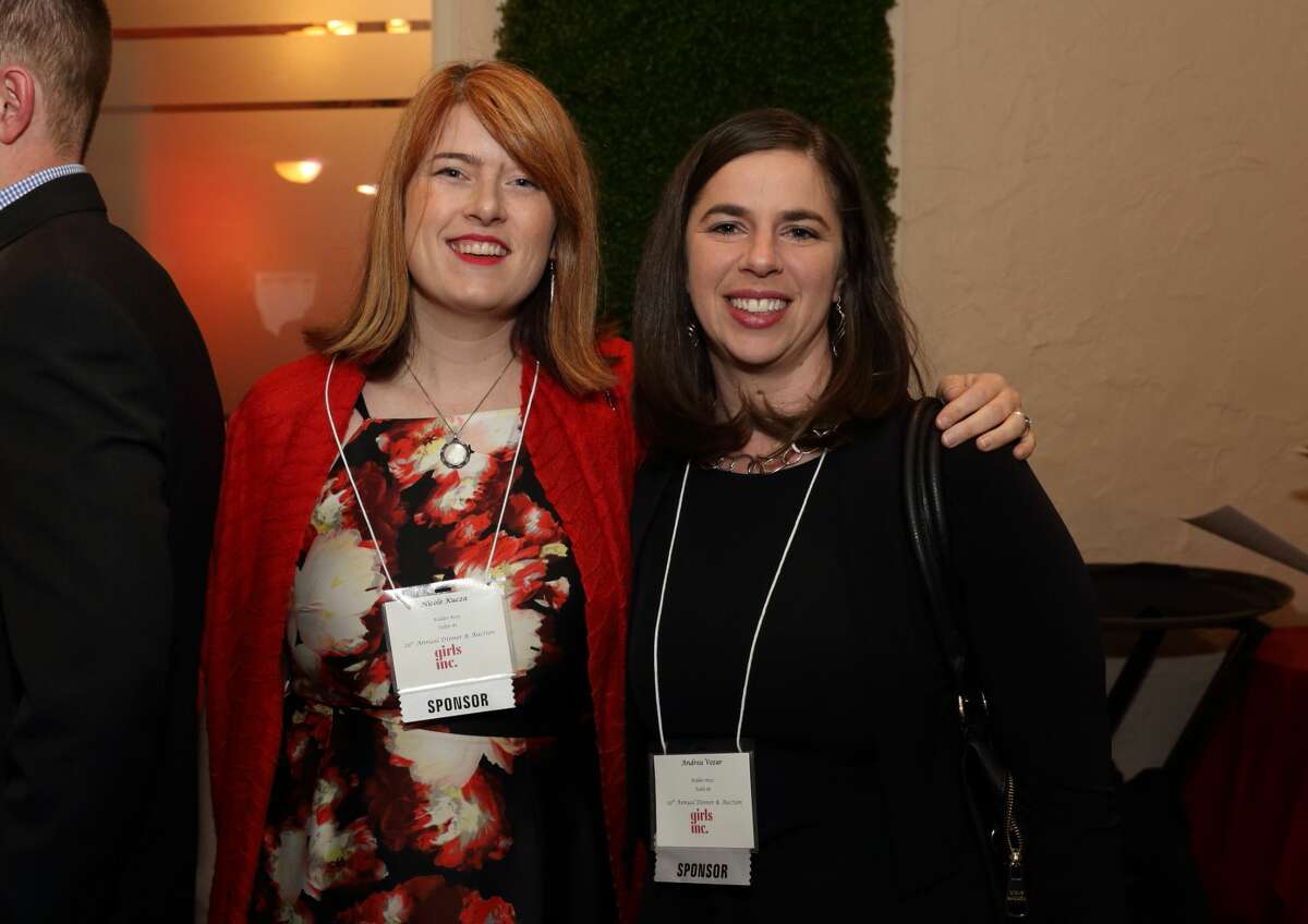 Were you Seen at the Girls Inc. of the Greater Capital Region's 29th Annual Dinner & Auction at the Glen Sanders Mansion in Scotia on Thursday, April 26, 2018?