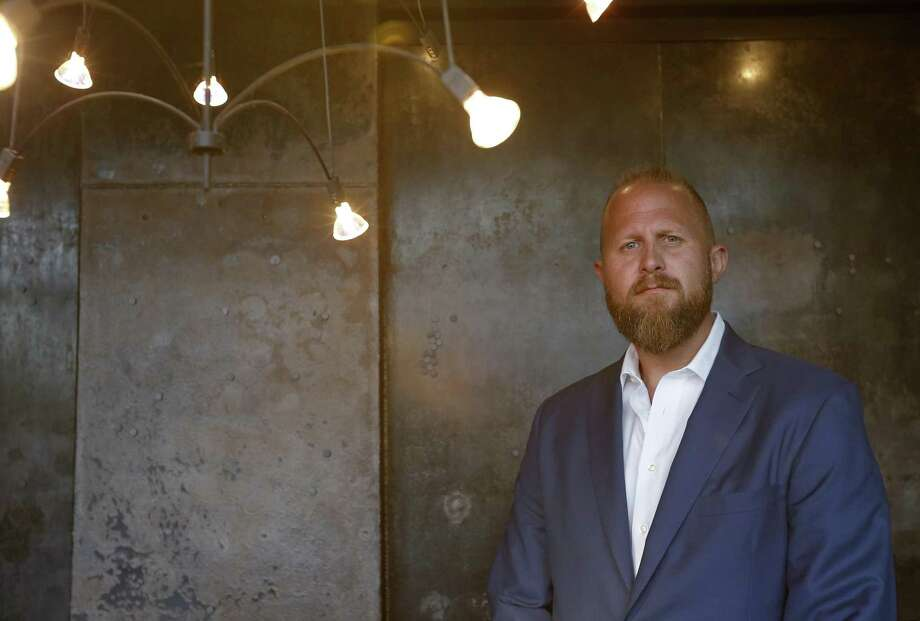 "A look-alike of Brad Parscale, seen in 2017, made its debut in the ""Doonesbury"" comic strip. Photo: Edward A. Ornelas /San Antonio Express-News / © 2017 San Antonio Express-News"
