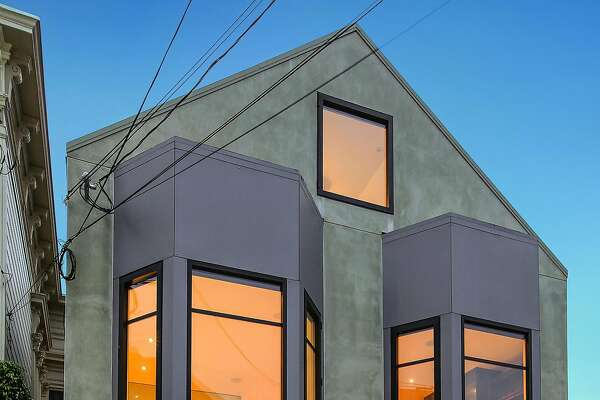 304 Diamond St. is a three-bedroom trilevel in Eureka Valley available for $4.1 million.