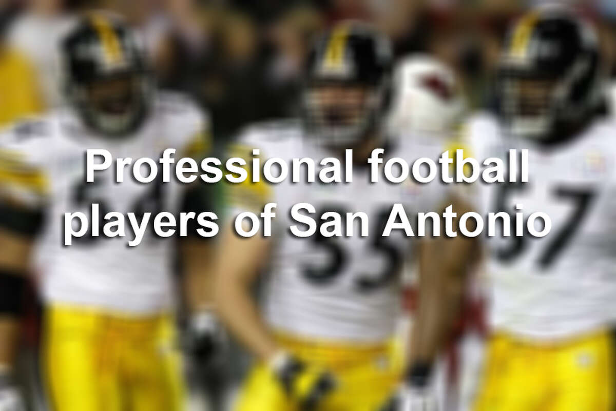 professional football blur