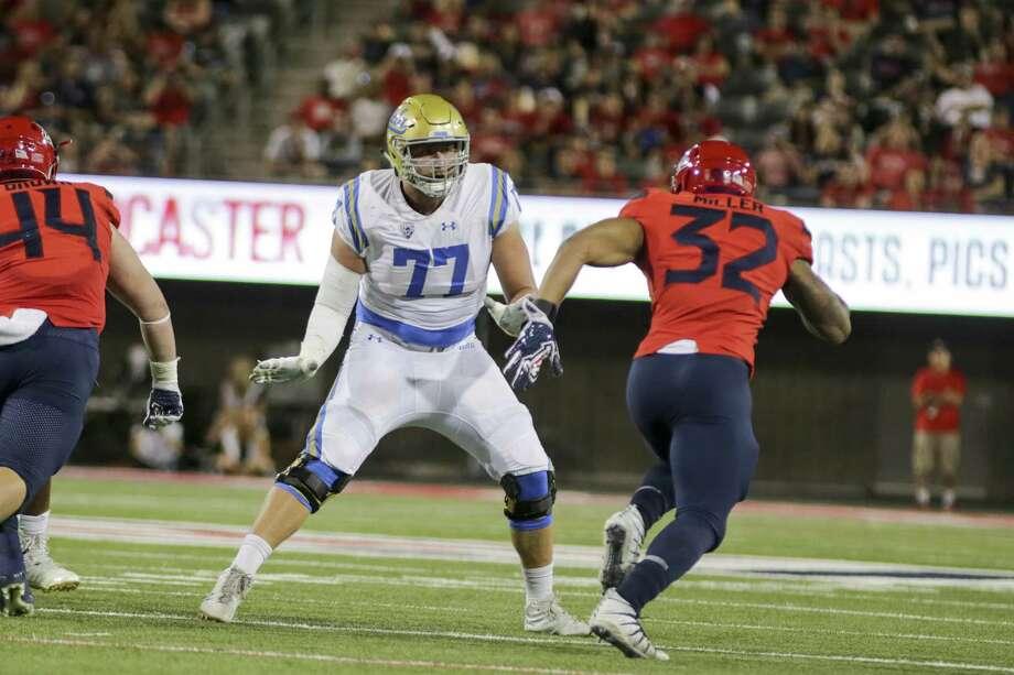 Raiders select UCLA OT Kolton Miller at No. 15; trade for ...