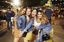 Fiesta spirit was in full force on Thursday, April 27, 2018, during college night at NIOSA. The tradition brought a fun crowd ready to throw down on food and booze during the heart of Fiesta.