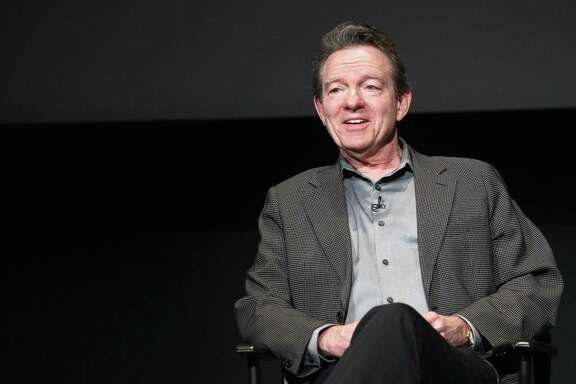 "LOS ANGELES, CA - APRIL 03:  Lawrence Wright speaks onstage during the ""The Looming Tower"" FYC screening at the Television Academy on April 3, 2018 in Los Angeles, California.  (Photo by Tommaso Boddi/Getty Images for Hulu)"
