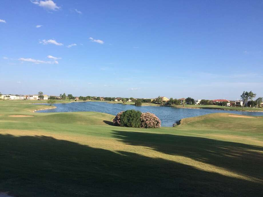 20. The Laredo Country Club 