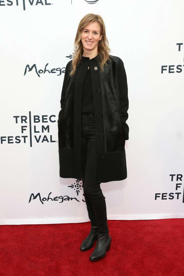 """Madeleine Sackler attends the screening of """"It's A Hard Truth Ain't It"""" during the 2018 Tribeca Film Festival at SVA Theatre on April 25, 2018 in New York City.  (Photo by Monica Schipper/Getty Images for Tribeca Film Festival) Photo: Monica Schipper/Getty Images For Tribeca Film Festival"""