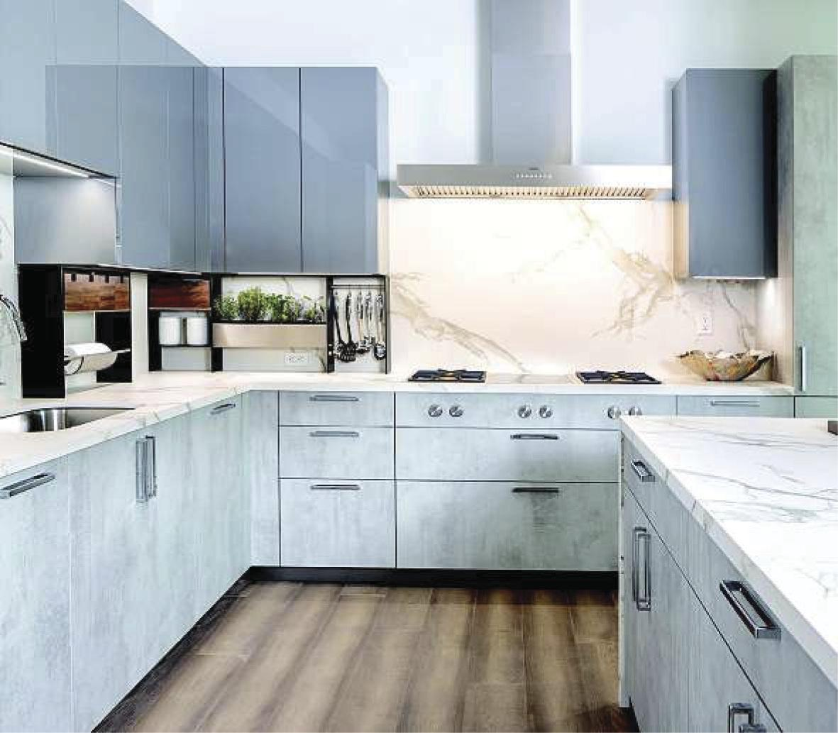 Condo Life: High-rise residents boast high-end kitchen amenities ...
