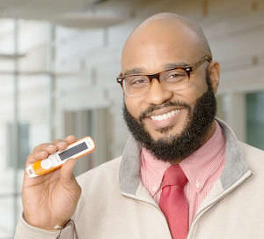 Dominic Dorsey II, director of Disability Support Services (DSS), presented a new way to better help diverse students study and learn. Photo:       For The Telegraph