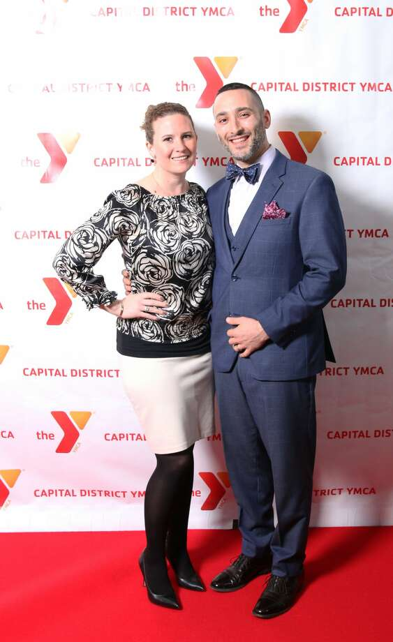 Were you Seen at the Capital District YMCA's President's Awards Ceremony on April 12th, 2018, at the Albany Marriott? Photo: DeSean Moore, Owner Of Moore Than Vision