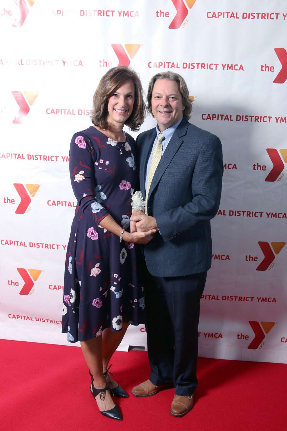 Were you Seen at the Capital District YMCA's President's Awards Ceremony on April 12th, 2018, at the Albany Marriott?