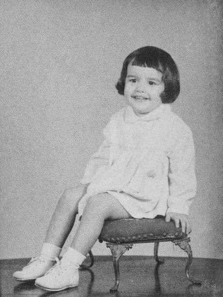 This undated portrait of Angela Paez, who moved from San Antonio to California with her family as a young child, was taken by Cones Portrait Studio in San Antonio. It was in an envelope of photographs mailed in 1969 by the studio to her parents that was somehow returned to the studio and never re-sent. When the studio closed in 1973, the envelope was inadvertently included in boxes of negatives and photos sent to San Antonio Academy. The envelope with its photos was discovered a few years ago but the family could not be found. A reader finally traced Paez this year and the pictures have been returned to her. Photo: Courtesy / Angela Paez /