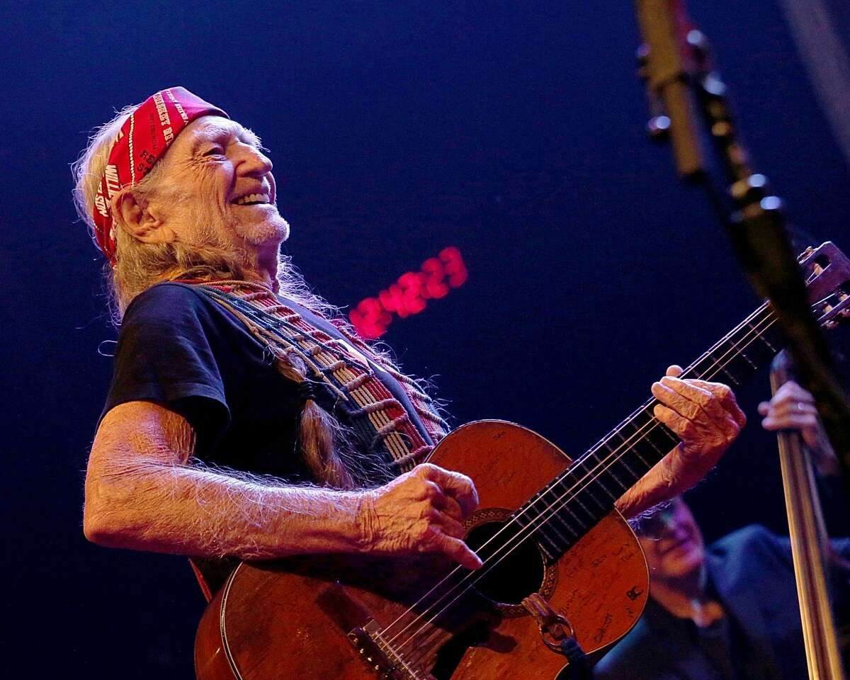 Willie Nelson turns 87 today. Here, Nelson performs in concert at ACL Live on December 31, 2017 in Austin, Texas.