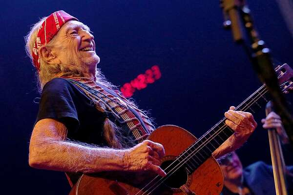 Willie Nelson performs in concert at ACL Live on December 31, 2017 in Austin, Texas.