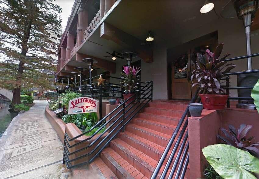 Saltgrass Steak House   502 Riverwalk