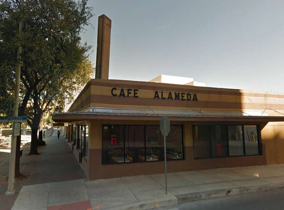Cafe Alameda San Antonio