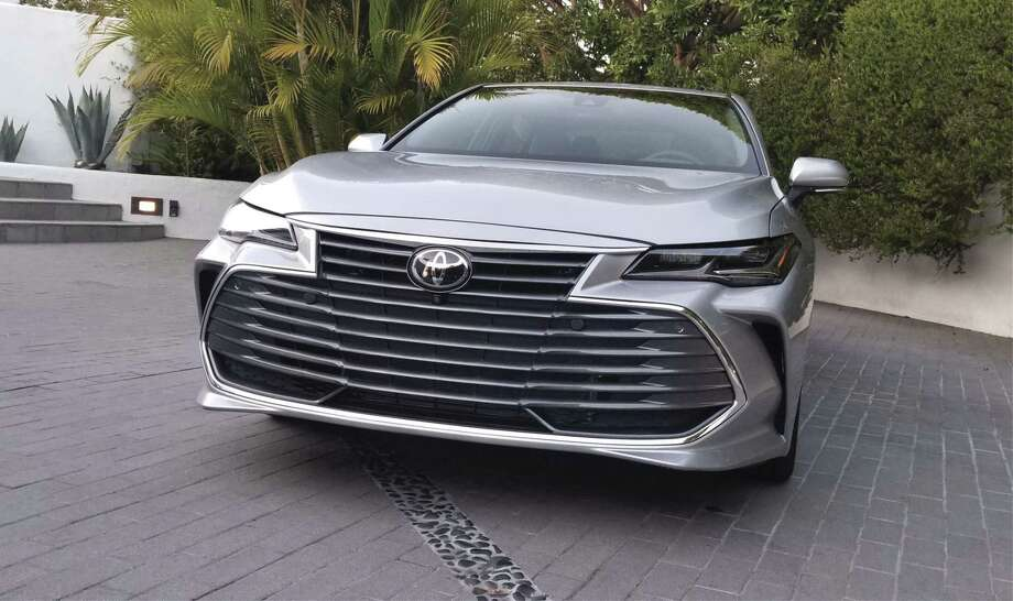 Toyota S All New 2019 Avalon Hits Dealerships In May Houston Chronicle