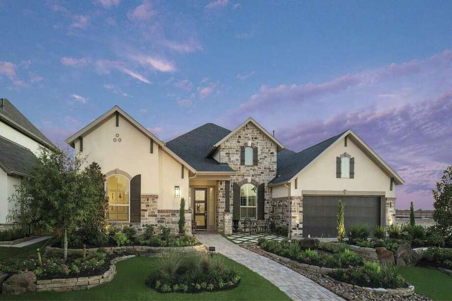 Home builders in Katy's Elyson community offer features that save energy and allow homeowners to control thermostats, lighting, sprinklers and other systems from anywhere using their phones.