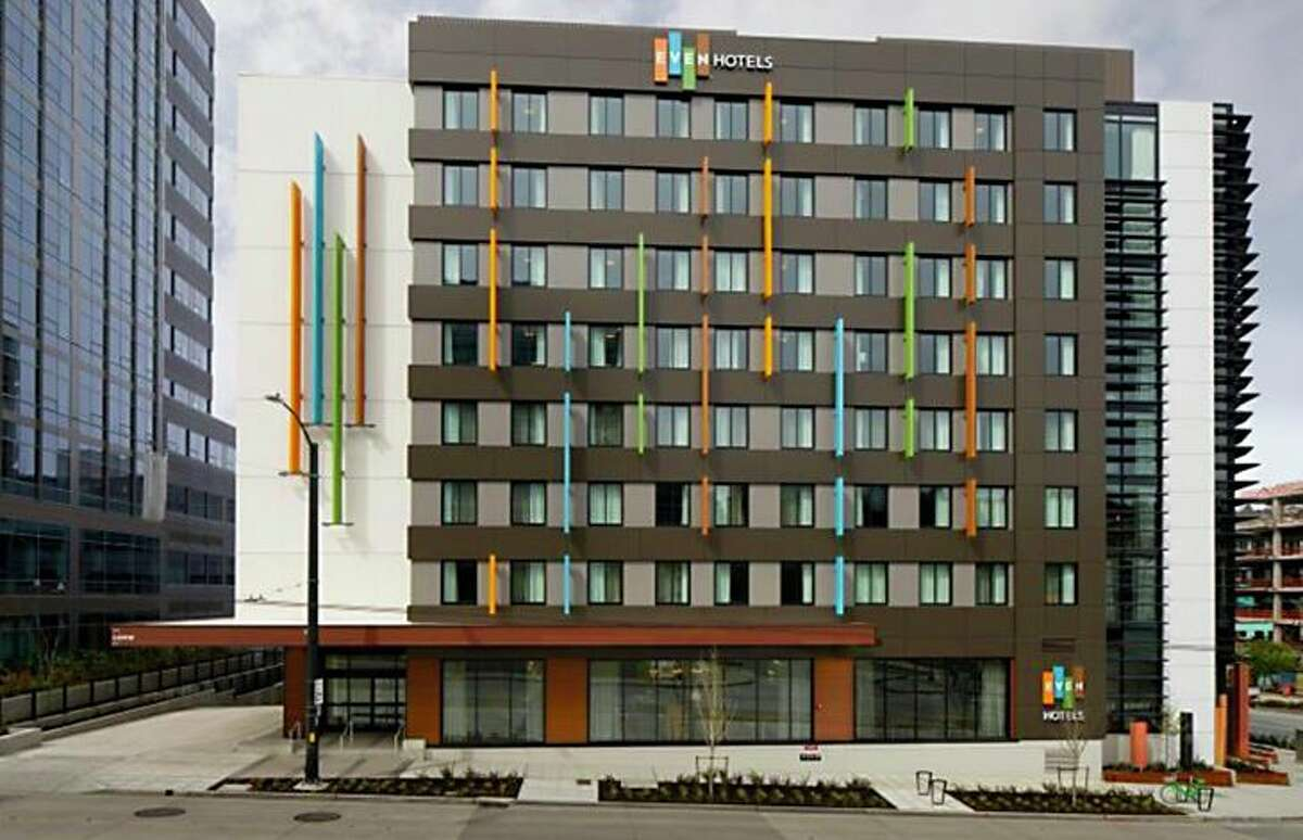 The new EVEN Hotel in Seattle. (Image: InterContinental Hotels Group)