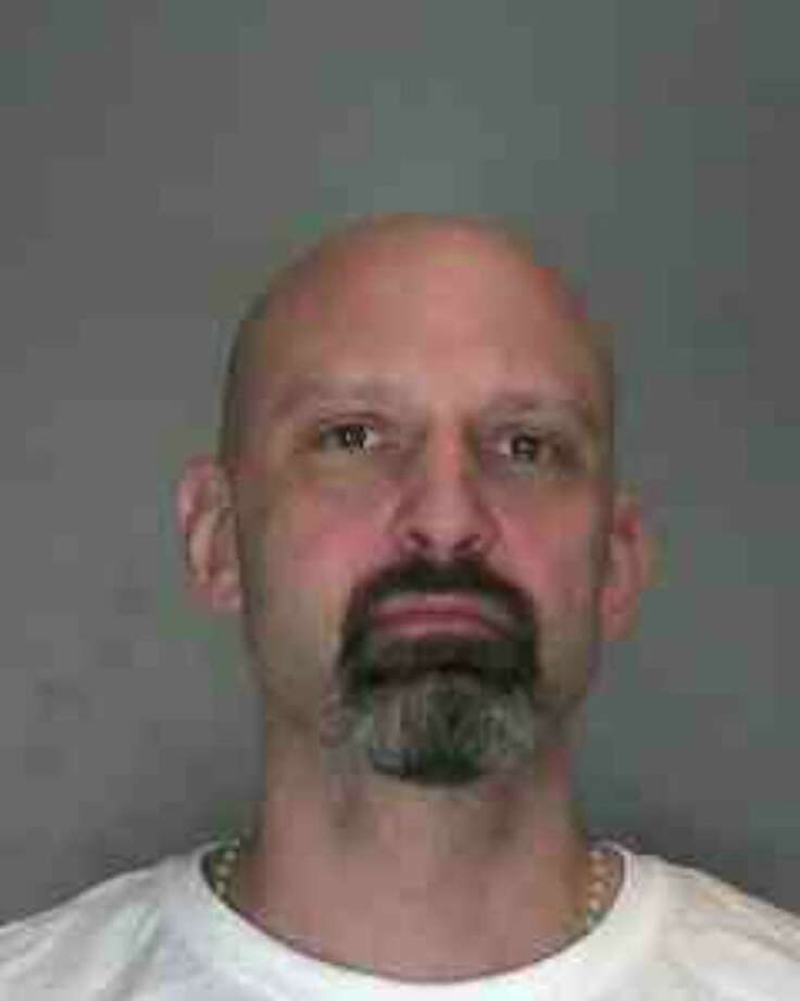 Fired Schenectady Police Officer John  Lewis ( Schenectady police)