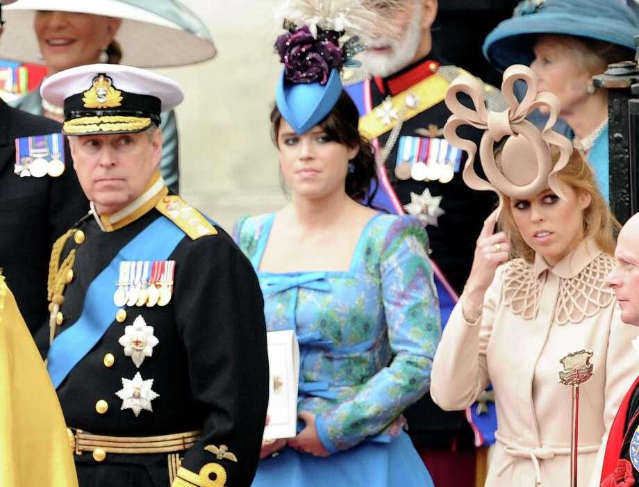 65e5a1767d8df Royal wedding inspires Greenwich designer s floral fascinators ...