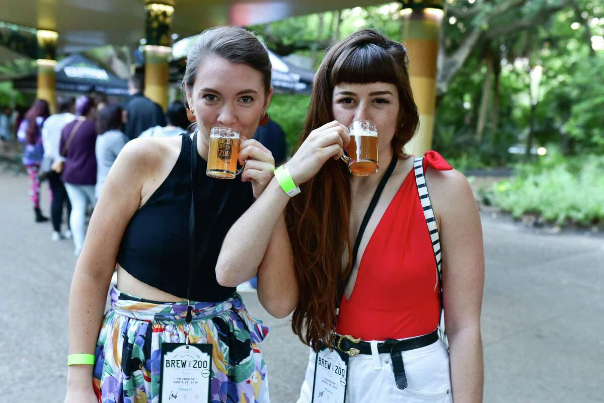 Brew at the Zoo at Houston Zoo is back for 2021.