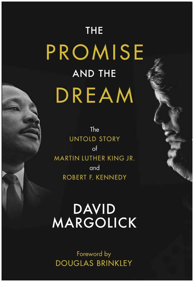 Book World: Relationship of two flawed icons: Martin Luther King and Robert Kennedy