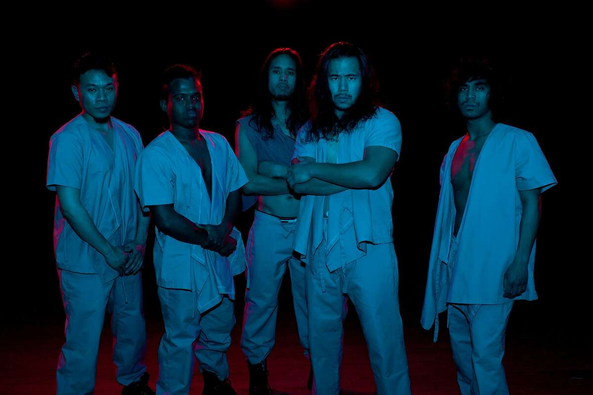"""Alleluia Panis' latest dance-media production, """"Incarcerated 6x9"""" premieres on Friday, May 4th. Photo credit: Wilfred Galila"""